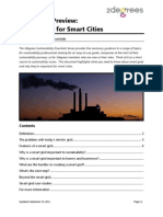 Smart Grids for Smart Cities Document Preview | 2degrees Sustainability Essentials