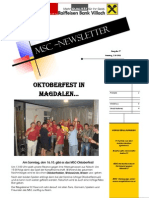 MSC Newsletter 2.10.