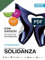 Solidanza 2011 - Sponsordossier NL