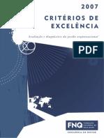 Criterios de Excel en CIA MATERIAL DA NET
