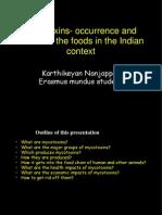 Mycotoxin Presentation