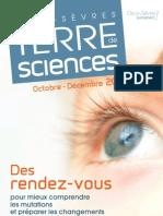 Terre de Sciences - programme de septembre à décembre 2011 - département des Deux-Sèvres