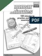 6331 - Grammar Minutes Book 5 Finished)