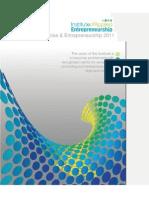 BA Enterprise & Entrepreneurship Handbook 2011