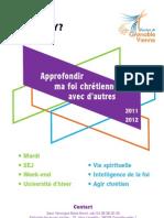 Livret Jeunes Formations 2011
