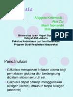 biokim - glikolisis