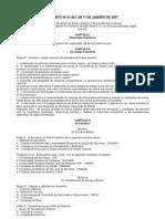 Decreto Do Serra
