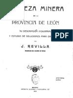La minería en León