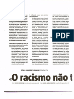 4640 Entrevista Silvio Humberto Steve Biko Revista Muito Jornal Atarde