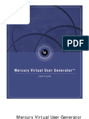 Load Runner VUGen User Guide | Component Object Model | World Wide Web