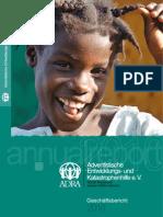 ADRA Jahresbericht 2010