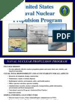 US Naval Nuclear Propulsion Program