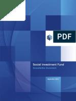 Sif Consultation Document