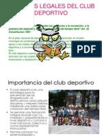 Club Deportivo Colegio Pablo Sexto Cartilla