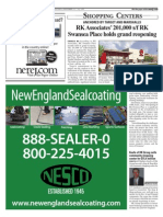 12b new england real estate journal • shopping centers • september 23 - 29, 2011