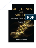 Race Genes&Ability - Chapter Titles + Intro
