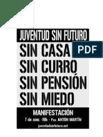 Libro Juventud Sin Futuro (JSF)