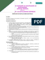 IT-5-1 INSPECCIÓN  DE INSTALAC. ELÉCTRICAS