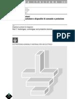 Cei 3-19 7 Segni Grafici Per Schemi - Apparecchiature E Dispositivi Di Comando E Protezione – 2°