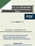 Karakter Kepemimpinan