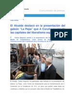 28-09-11 ALCALDÍA_Galeón La Pepa