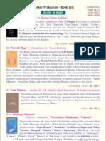 SanskarPrakashan BookList English