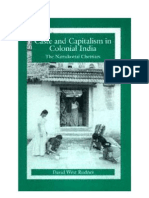 Caste and Capitalism in Colonial India