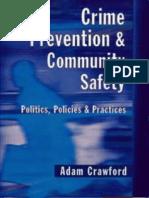 Crawford Cap 1 Crime Prevention