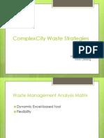 3 Complex City Waste Tool Presentation - IWS Meeting