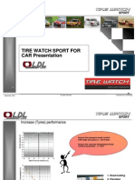 LDL Technology Tire Watch Tire Pressure Monitoring System