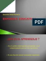 Presentacion de Enfoques Educativos