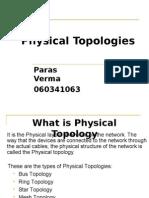 Phy Topologies