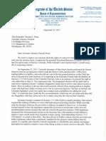 Reps. Brady & Gonzalez Letter