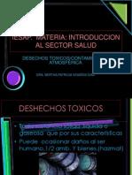 Presentacion Ambiente y Salud Tercera Hora.