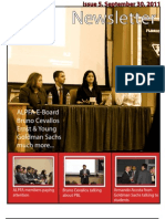 Alpfa Newsletter Fall2011 No. 5