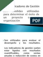 3. INDICADORES DE GESTIÓN
