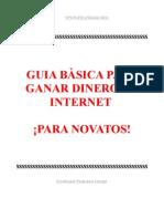 Guia Basica Para Ganar Dinero en Internet1