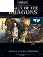 Arcana Unearthed - Legacy of the Dragons