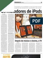Concorrentes Do iPad