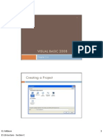 2-4 Visual Basic 2008-Intro