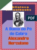43014275 HERCUANO Alexandre a Dama Pe de Cabra