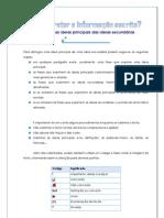 Como Distinguir Ideias Principais Das Secundrias_FInf