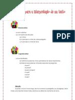 Conselhos Para a Interpretação de Um Texto