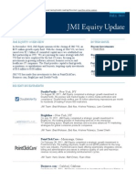 JMI Equity Newsletter