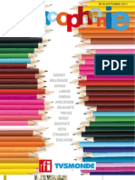 Journal Francophonie N°11 - sept