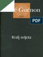 Rene Guenon-Kralj Svijeta