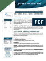 Oportunidade Renda Fixa_Compra CBAN 22-08-11