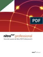 Nitro PDF User Guide ES