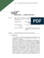 Atestado Contra La Admin is Trac Ion Publica