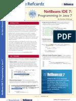 NetBeans IDE 7 - Programming in Java 7